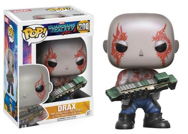 Drax Funko Pop Marvel
