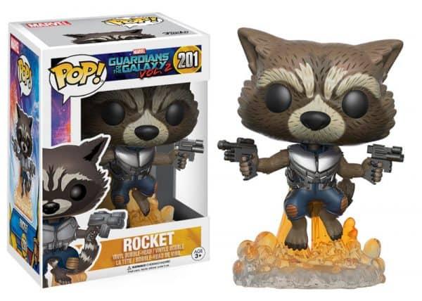 Rocket Funko Pop Marvel