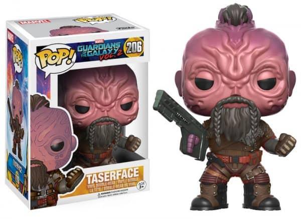 Taserface Funko Pop Marvel