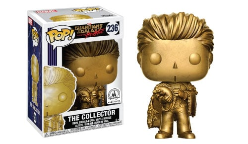 The Collector Funko Pop Marvel