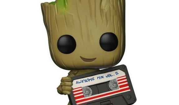 Groot Funko Pop