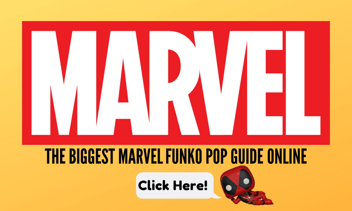 Marvel Funko Pop guide