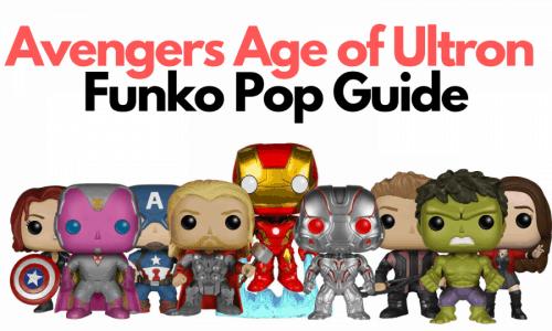 Avengers Funko Pop