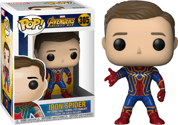 How Much Is A Car Paint Job >> Avengers Infinity War Funko Pop Guide - Snap These Pops Up!