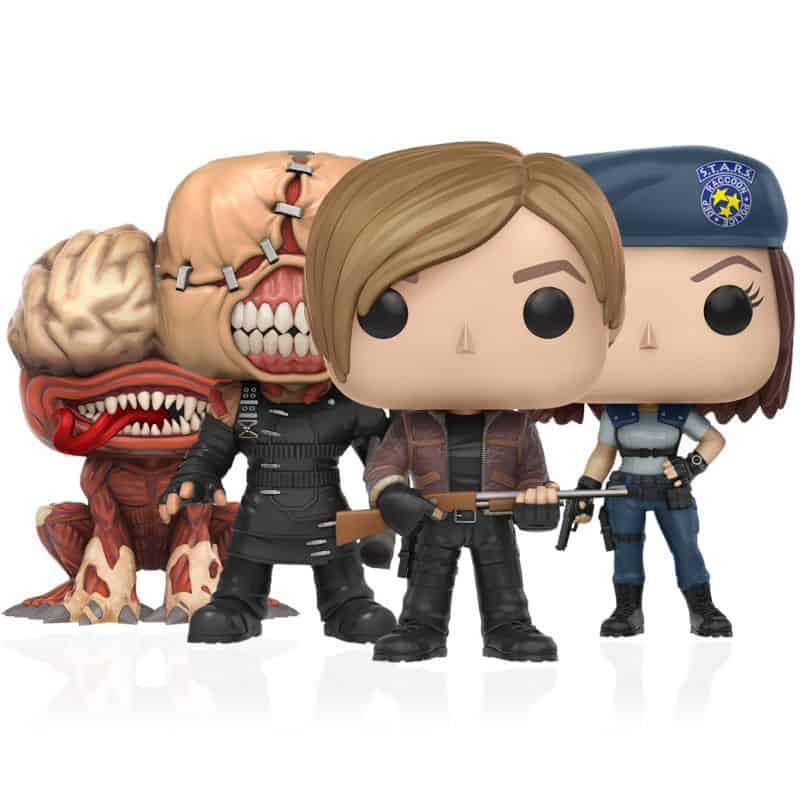 Resident Evil Funko Pop
