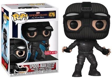 Spider-man Stealth Suit Funko Pop