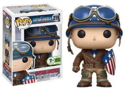 Captain America Funko Pop Marvel Guide