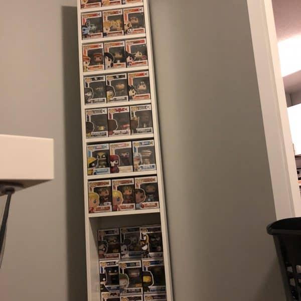 Funko Pop Shelves