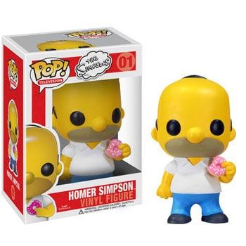 Home Simpson Funko Pop