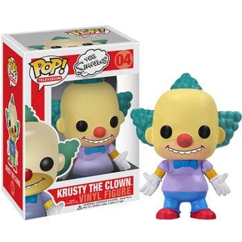 Krusty The Clown Funko Pop