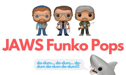 Jaws Funko Pops