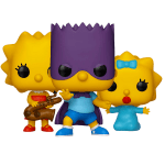 The Simpsons Funko Pops