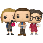 Big Bang Theory Funko Pops
