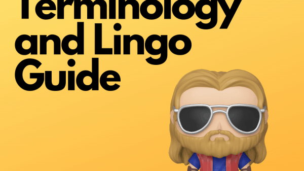 Funko Pop Terminology