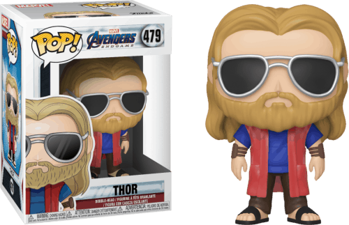 Thor Avengers End Game Funko Pop