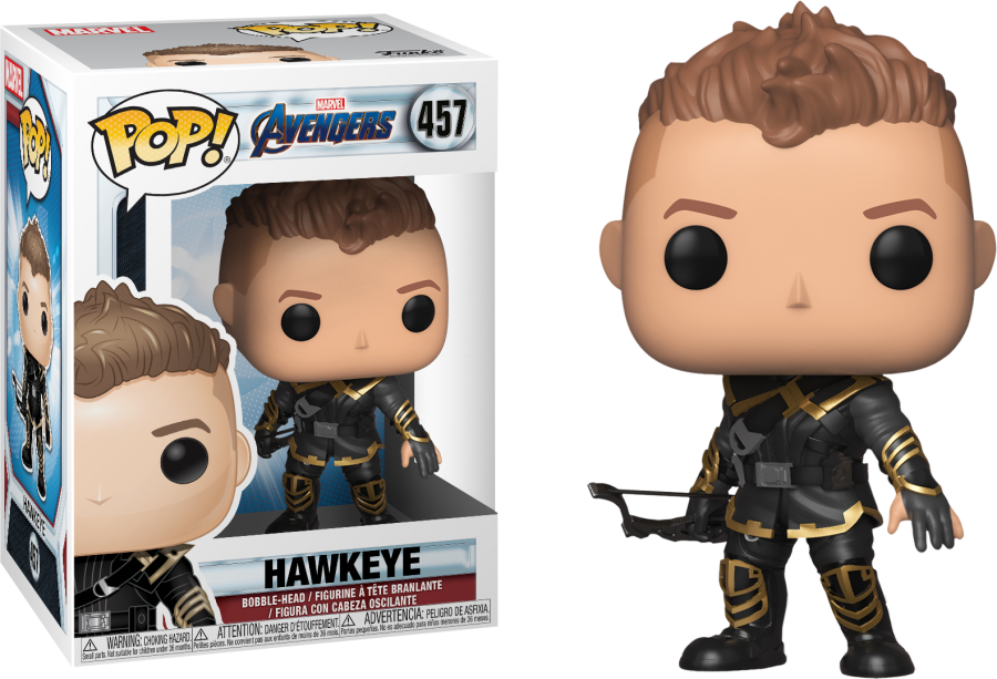 Avengers End Game Funko Pop
