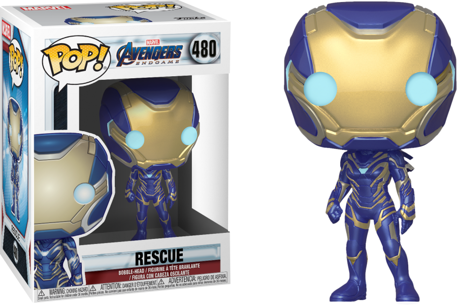 Rescue Avengers End Game Funko Pop