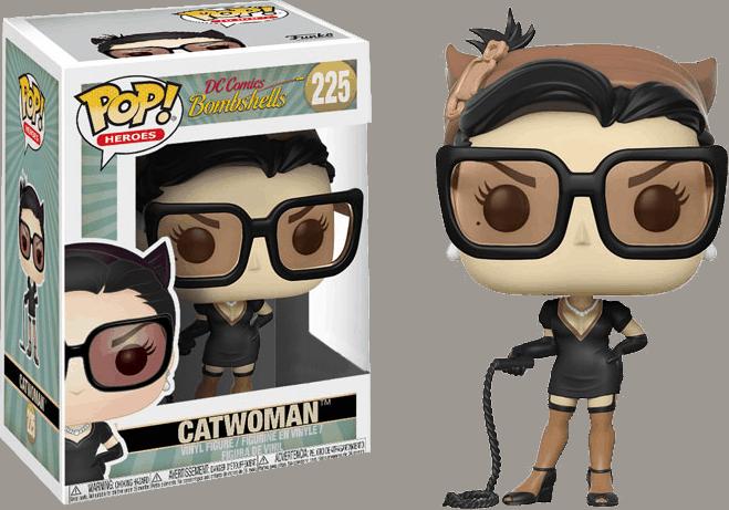 Catwoman Funko Pop