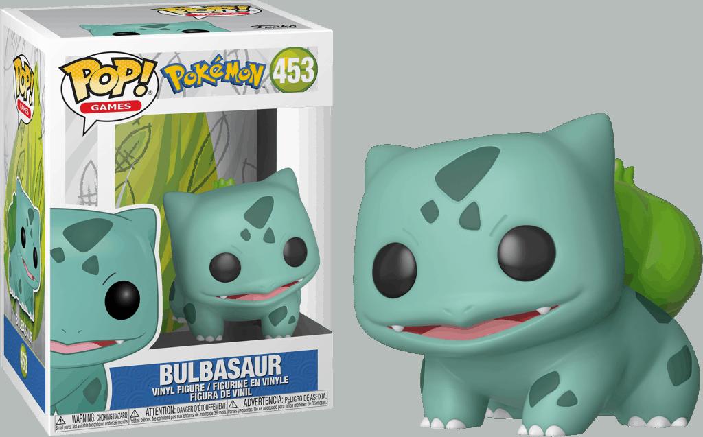 Bulbasaur Funko Pop