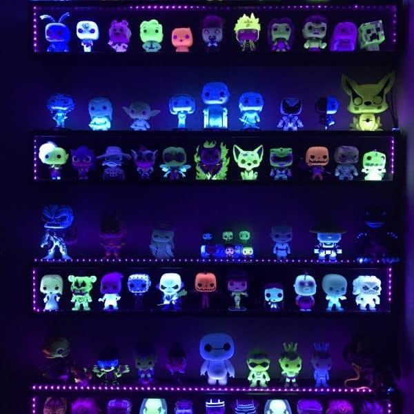 Funko Pop Lighting Ideas