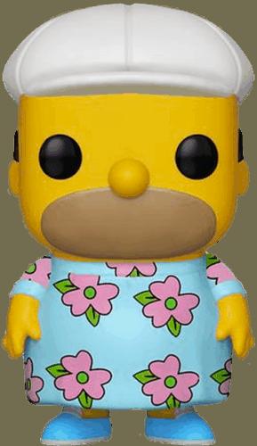 Homer Simpsons Muumuu Funko Pop