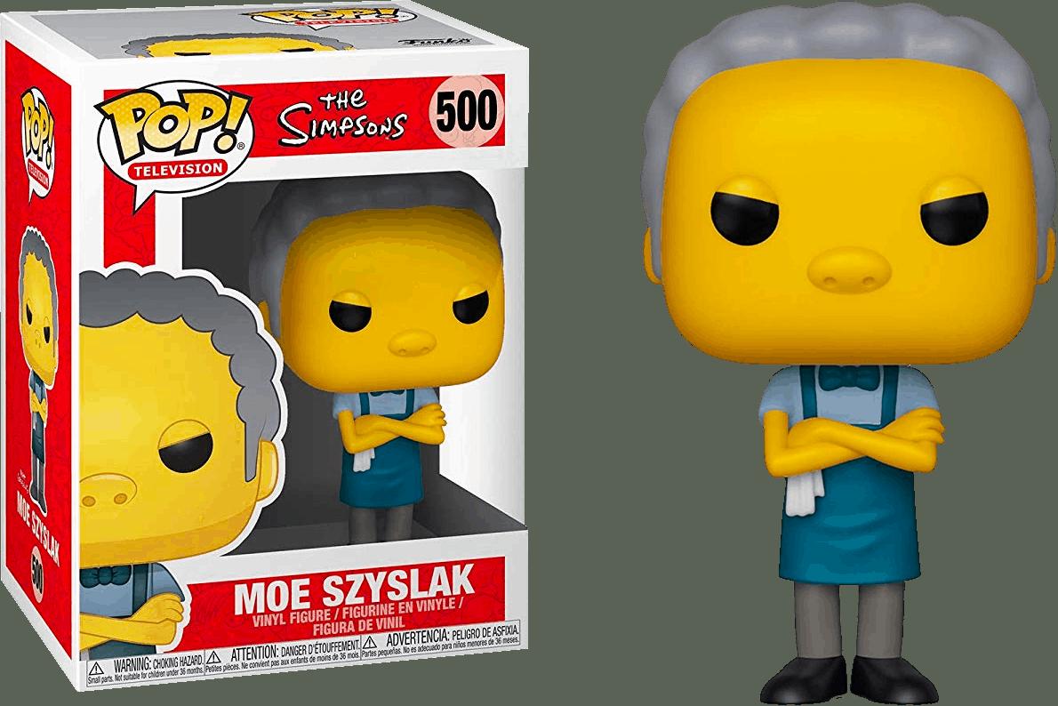 Moe Szyslack Funko Pop