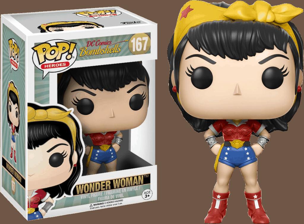 Wonder Woman Funko Pop