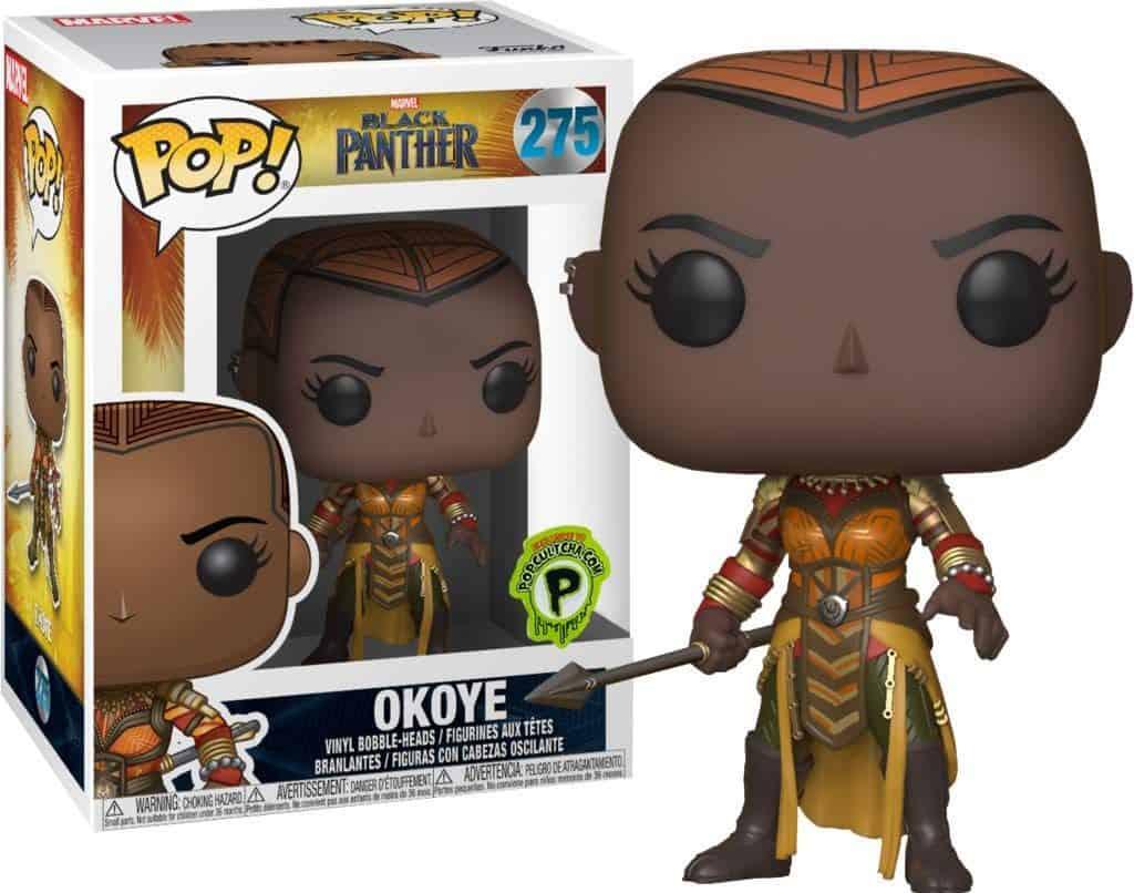 Okoye Funko Pop