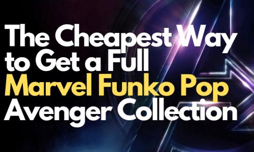 Marvel Funko Pop