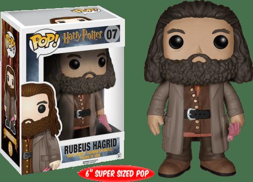 Harry Potter Funko Pop Hagrid